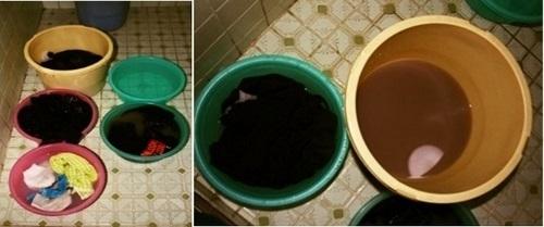 洗濯における省エネ