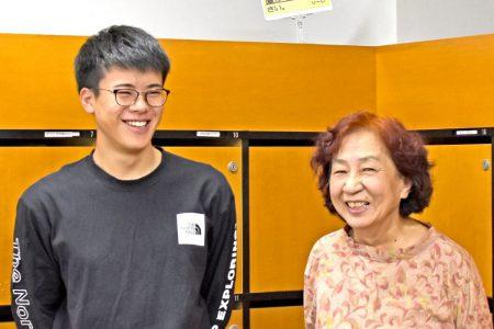 松田桜生さん・松本和子さん